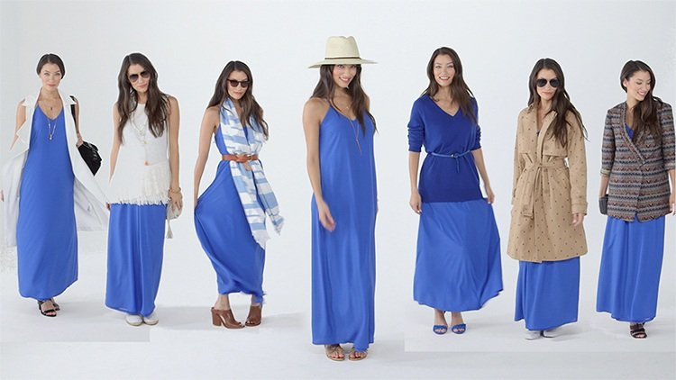How To Style Maxi Dress