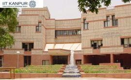 IIT Kaanpoor Building