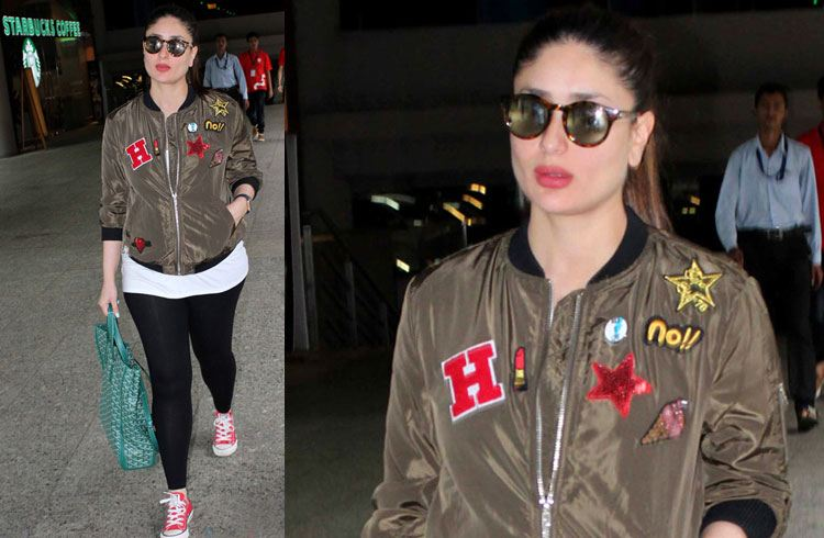 Kareena Looked Chic and effortlessly stylish