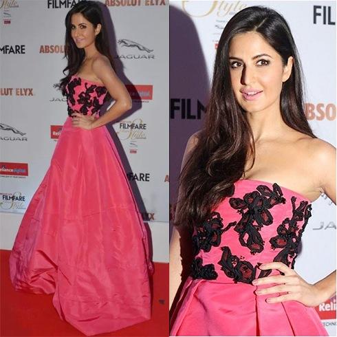 Katrina Kaif At Filmfare Awards