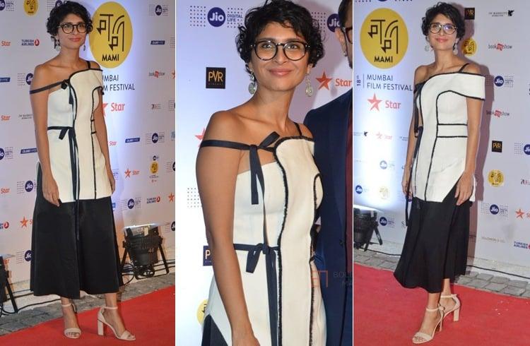 Kiran Rao At 18th Mumbai Film Festival