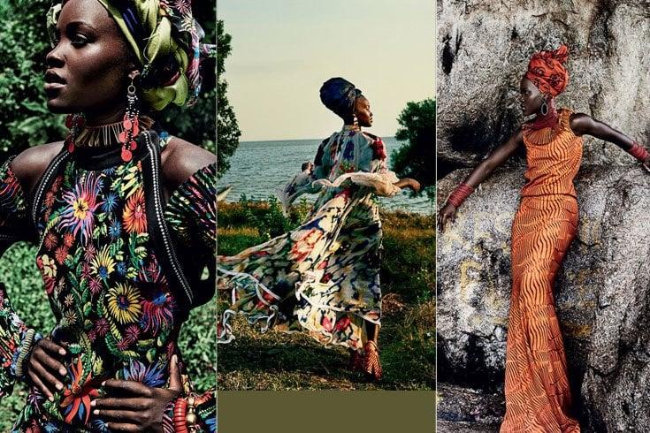 Lupita nyong fashion