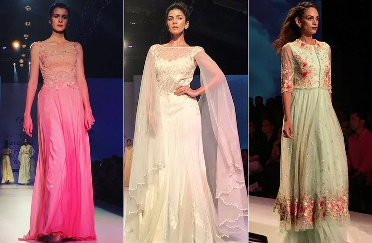 Mandira Wirk AIFW Collections