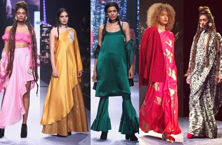 Masaba Gupta AIFW SS17 Collections