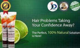 MaxRoot organic hair serum