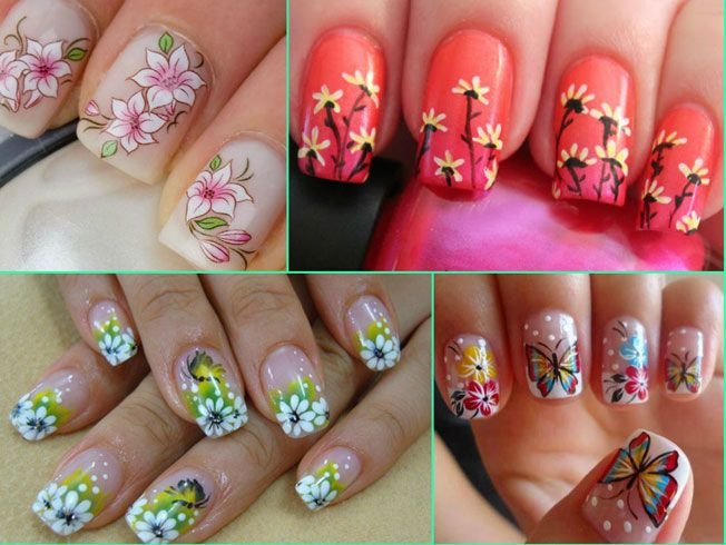 Nail-Art-Designs for Beautiful Nails