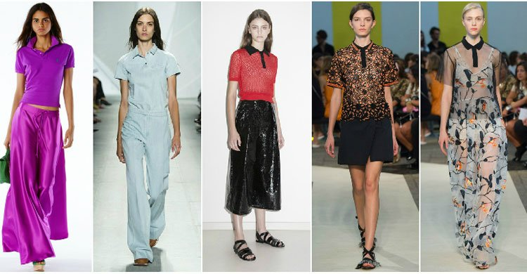 Polo T-Shirt Trend For Women