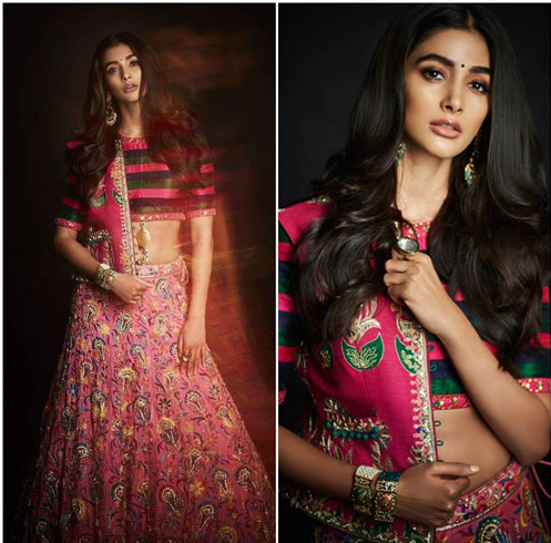 pooja hegde fashion