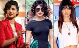 Priyanka Chopra Beautiful Hair Style