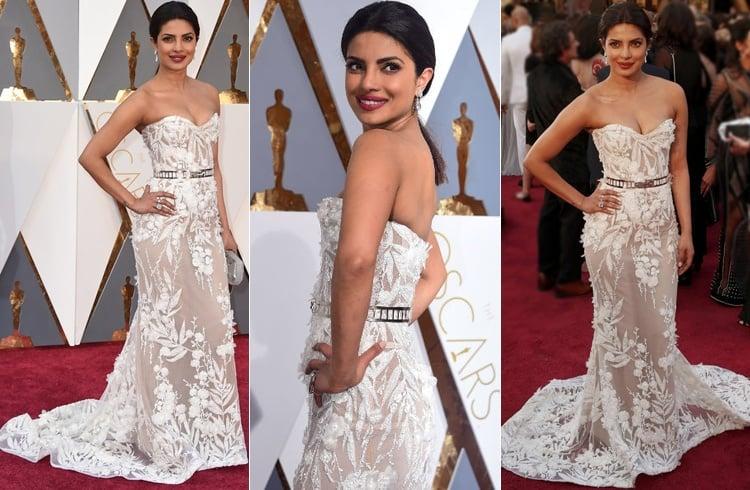 Priyanka Chopra Zuhair Murad outfits