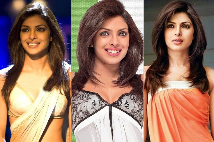 Priyanka-Chopra Haircut in Dostana