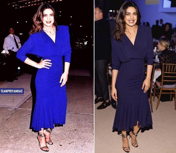 Priyanka Chopra At Golden Heart Awards