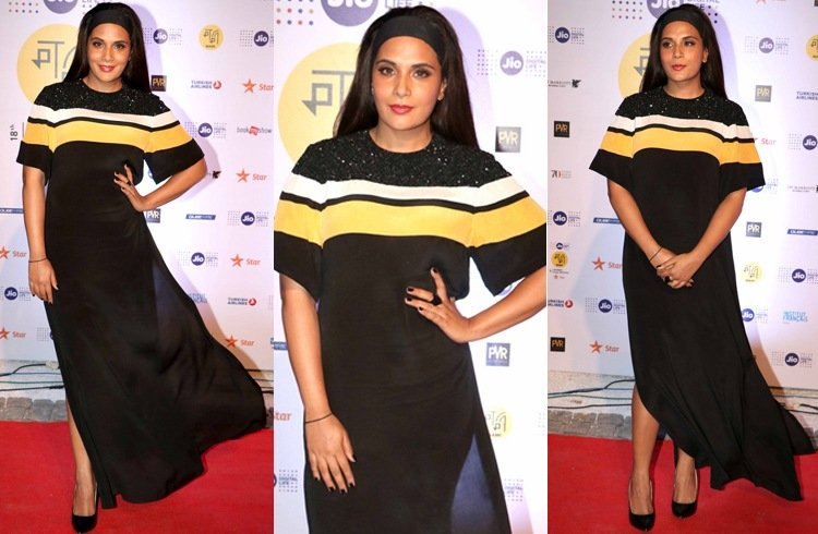 Richa Chaddha At 18th Mumbai Film Festival