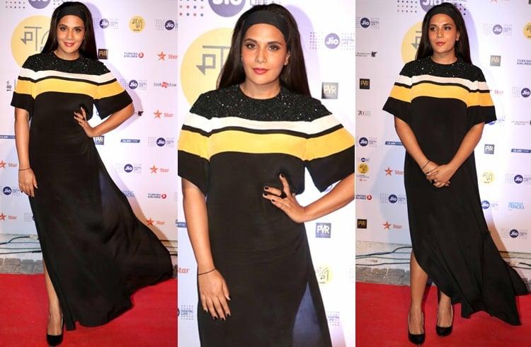 Richa Chaddha At 18th Mumbai Film Festival