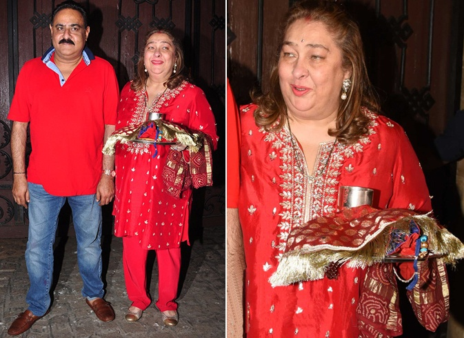 Rima Jain Dresses For Karva Chauth