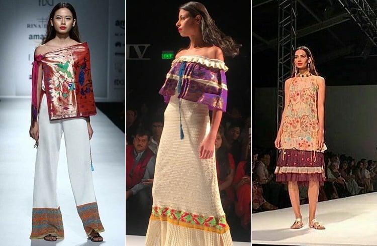 Rina Dhaka AIFW SS17 Collections