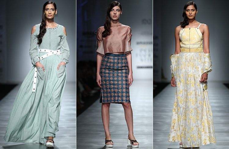 Shruti Sancheti aifw ss17 day2 collections