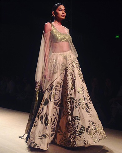 Siddharth Tytler AIFW SS17 Collections