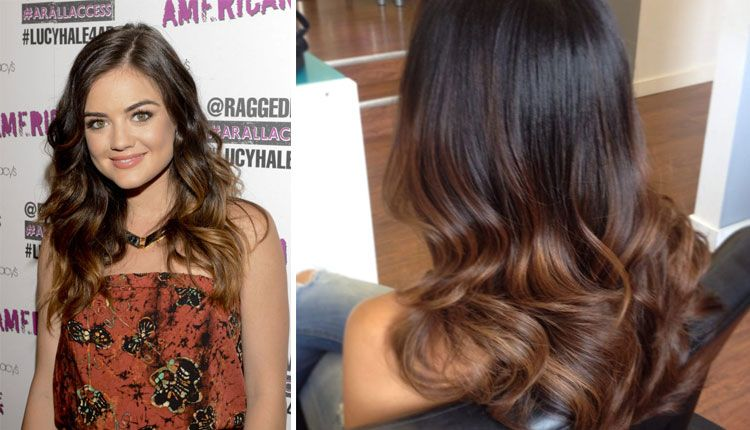 Soft Brown Ombres