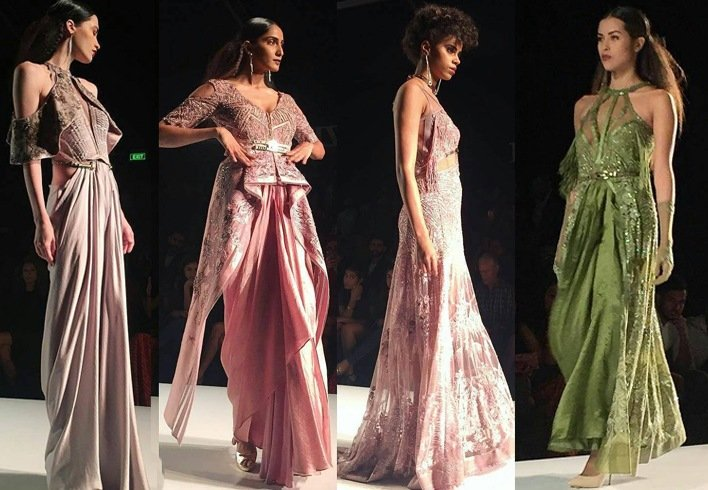 Sulakshana Moonga AIFW Collections