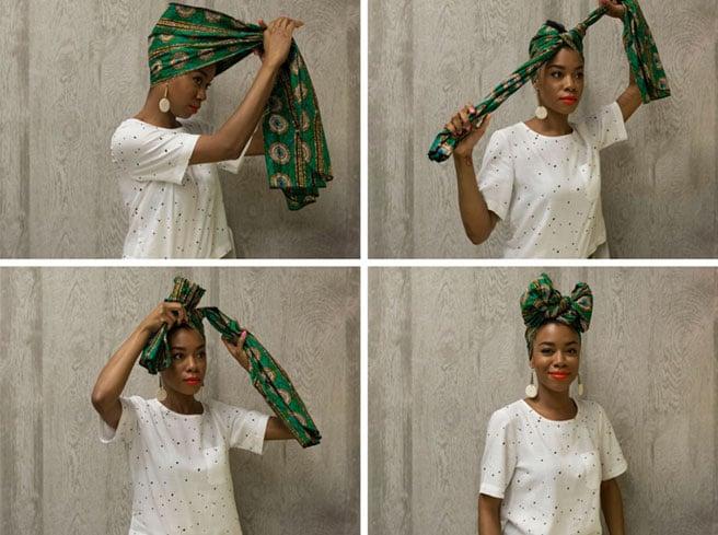 The Classy Turban Style