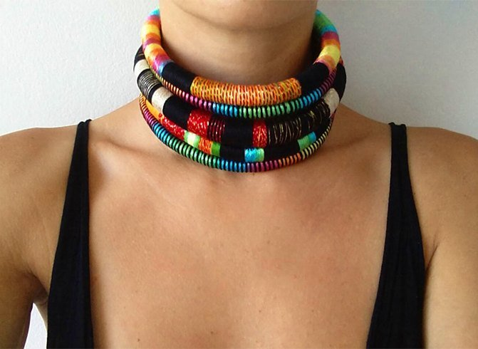 African Tribal Jewelry