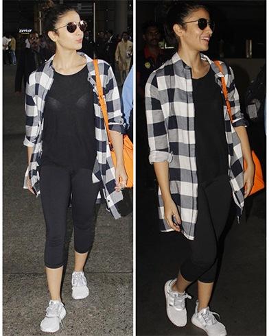 Alia Bhatt Outfit