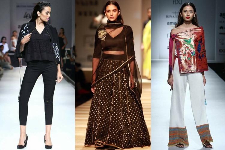 Amazon India Fashion Week SS17