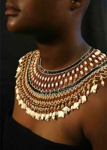 Best African Necklaces Designs