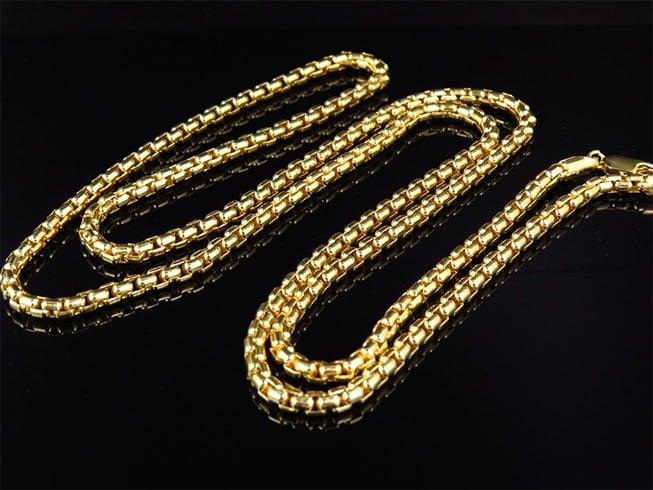 Bracelet Chain Types