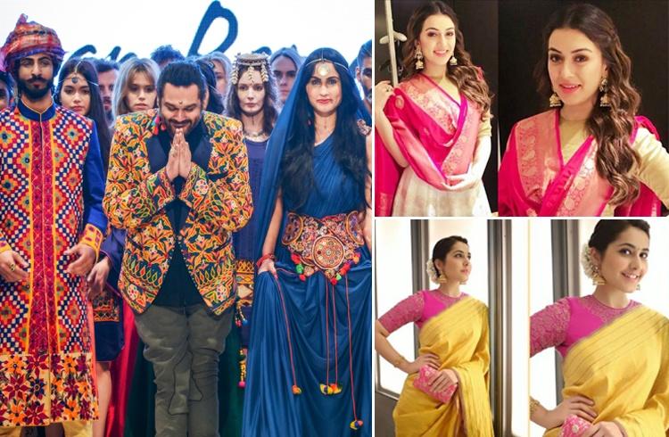 Celebs Designer Wear