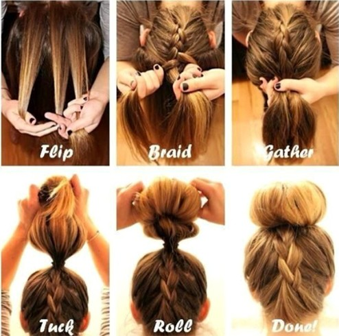 Marvelous Gorgeous And Easy Updo Hairstyles For Working And Party Lass Short Hairstyles Gunalazisus
