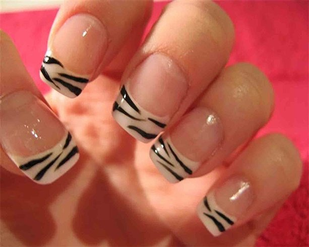 French Nail Designs 2016