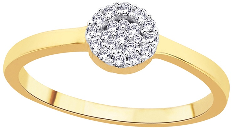 Gold 24 Engagement Rings