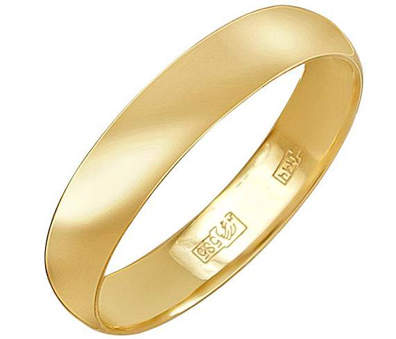 Gold24 Gold Wedding Ring