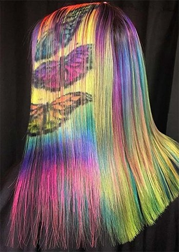 Hair Art Design