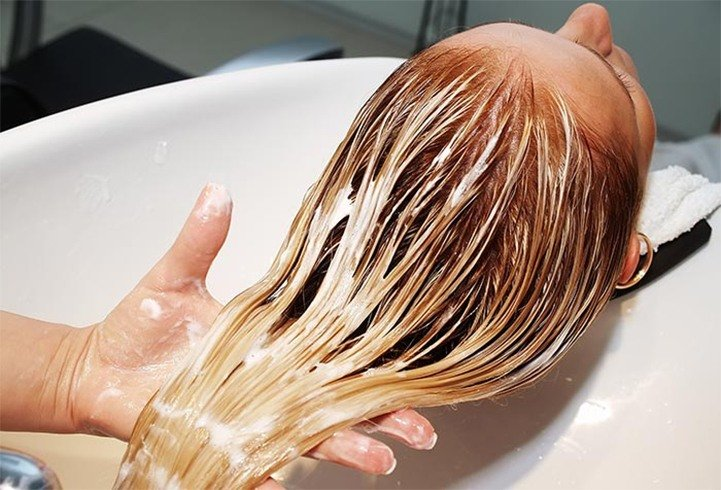 Shampoo with Conditioner for Hair Growth