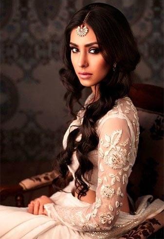 Karva Chauth Hairstyle