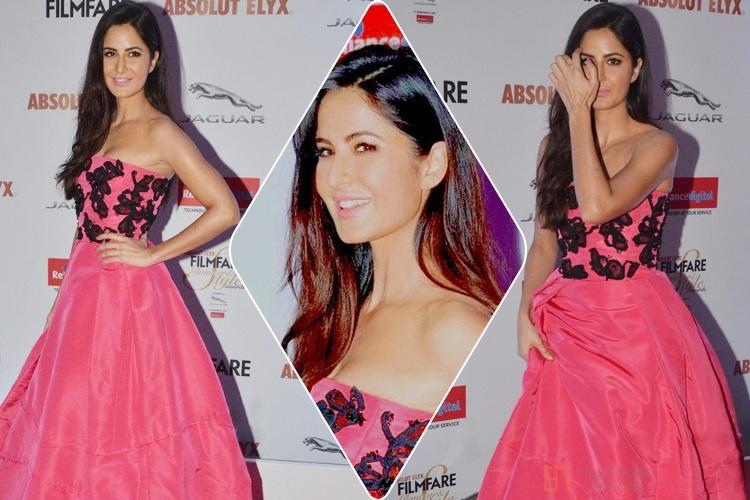 Katrina Kaif On Filmfare Red Carpet