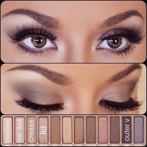Makeup Tutorial For Diwali