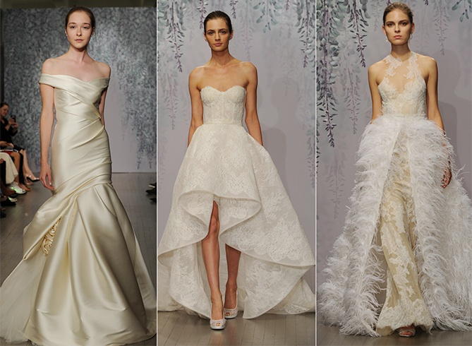 Monique Lhuillier Bridal Collections Reviews