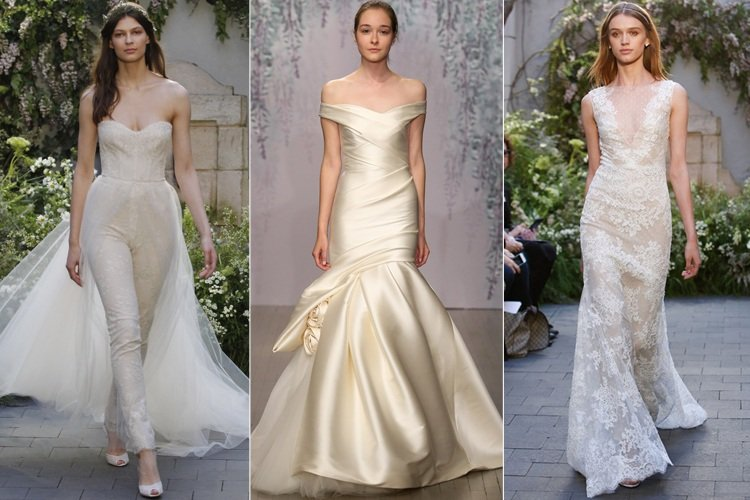 Monique Lhuillier Wedding Dresses Report