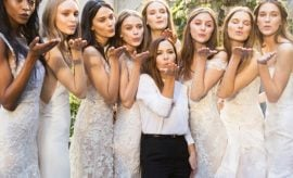 Monique Lhuillier Wedding Dresses Reviews