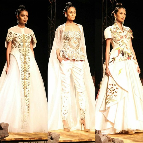 Samant Chauhan SS17 Collection
