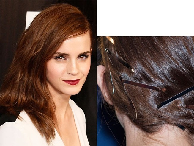 Side Swept Hairstyles for Straight Hair