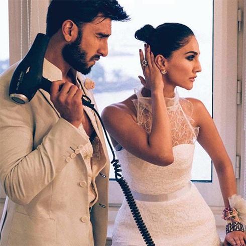 aani Kapoor and Ranveer Singh