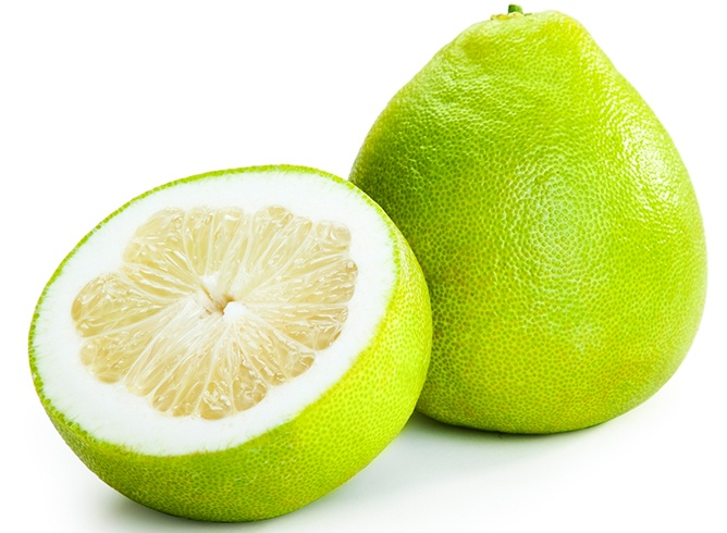 Vitamins In Pomelo