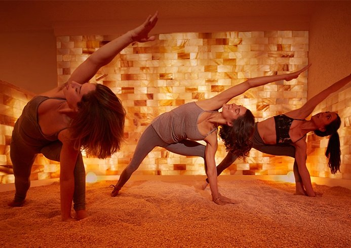 Image result for modern yoga trends