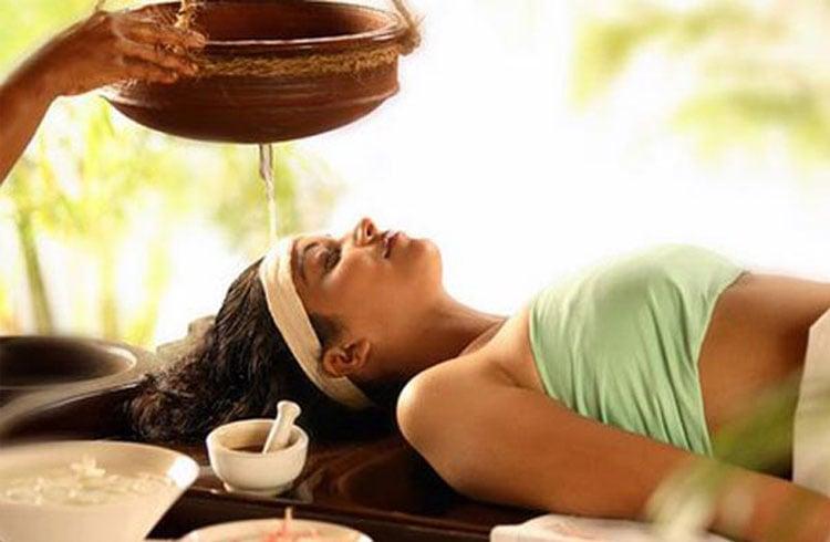 Ayurvedic Massage Oil Treatments