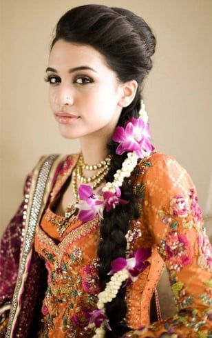 Beautiful Pakistani Hairstyles